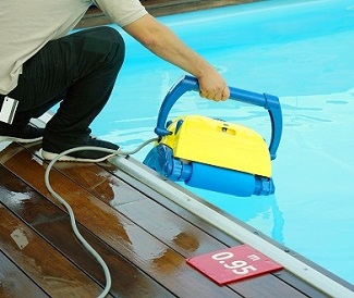 Pool Cleaning Houston