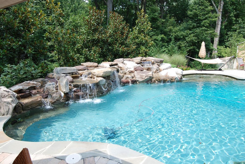 Swimming Pool Renovations & Remodels - Spring, The Woodlands ...