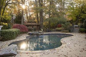 Winter Pool Care in Houston, TX